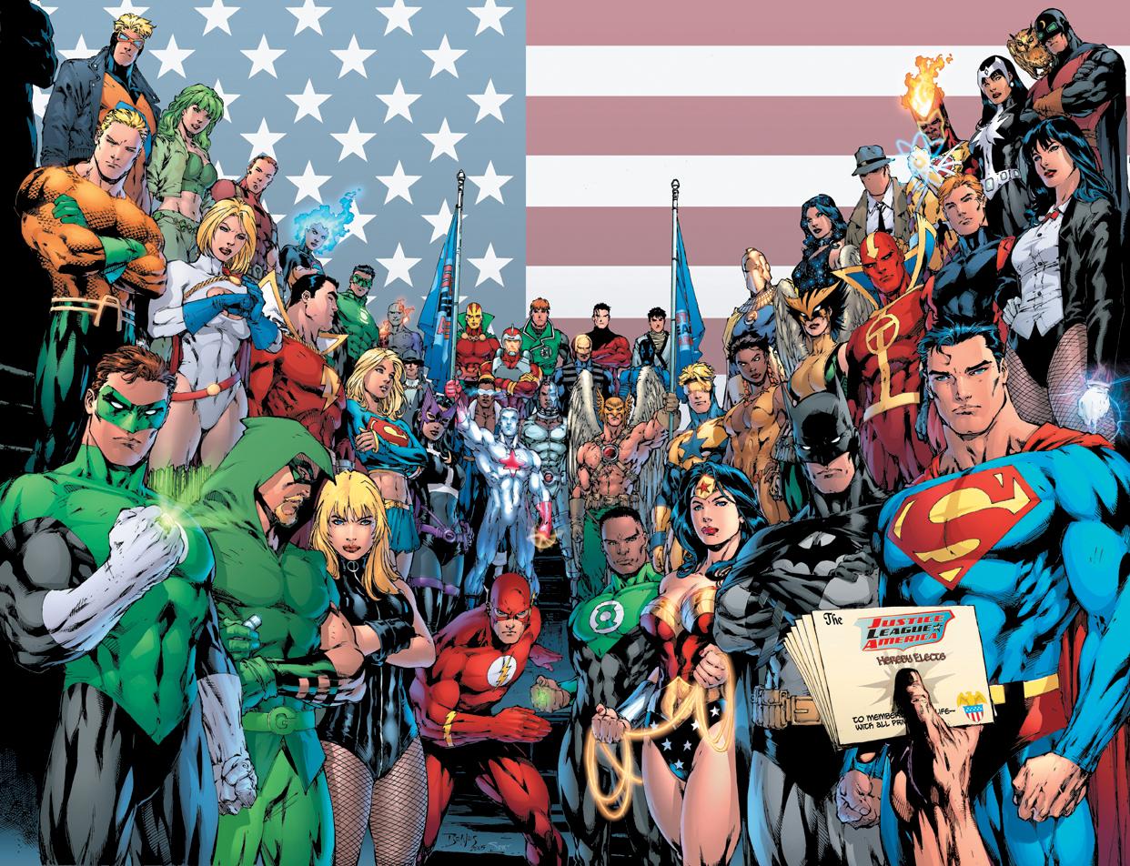 Imagenes de DC comics: batman, superman, linterna verde, etc